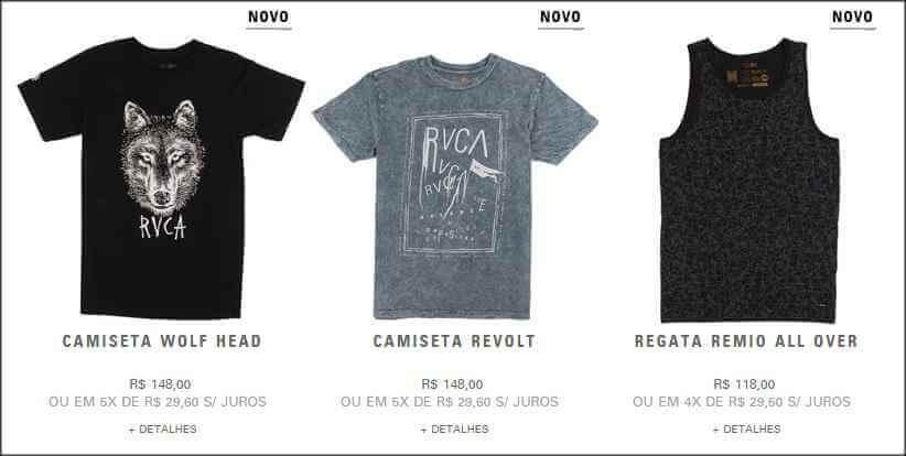 Promoção RVCA