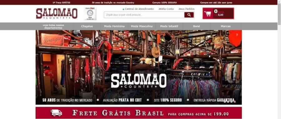 imagem promocional Salomao Country
