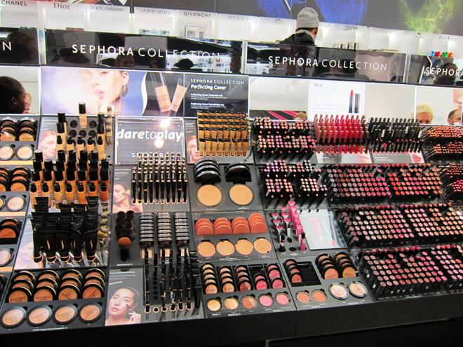 Sephora produtos