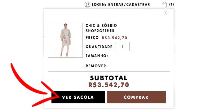 Carrinho Shop2gether