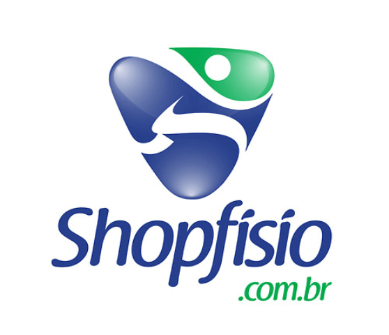 Shop Fisio Logotipo