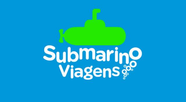 Submarino Viagens Logotipo