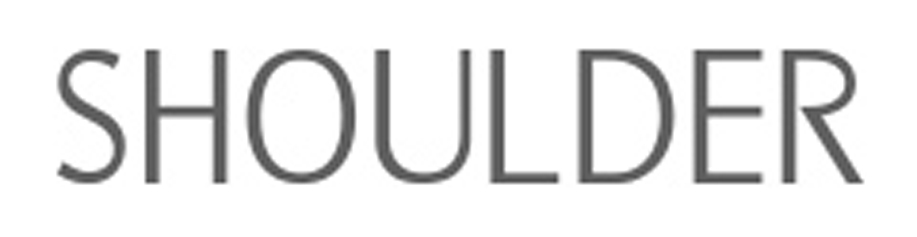 Shoulder Logomarca