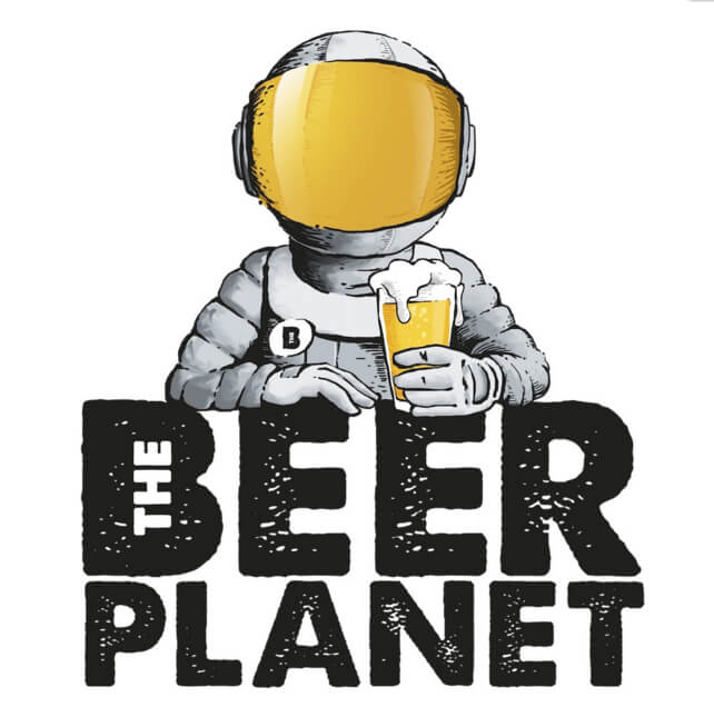 The Beer Planet Logo