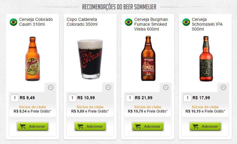 The Beer Planet Produtos