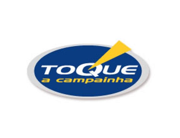 Toque a Campainha Logotipo