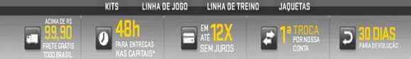 Facilidades Vila do Santos