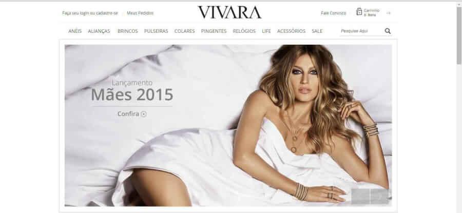 Imagem promocional Vivara