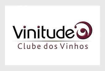Logomarca Vinitude Clube do Vinho