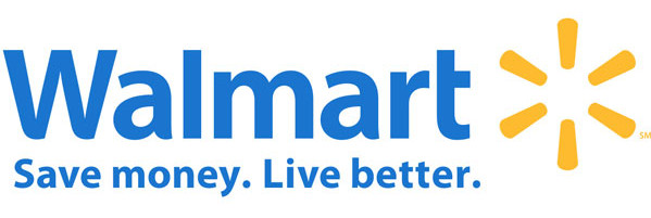 logomarca Walmart
