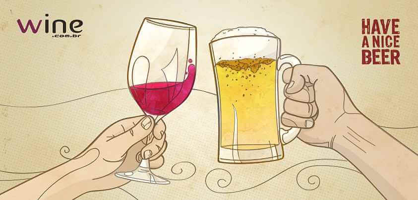 Have a Nice Beer e Wine
