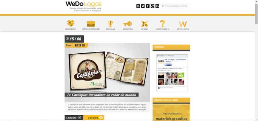 Blog We Do Logos