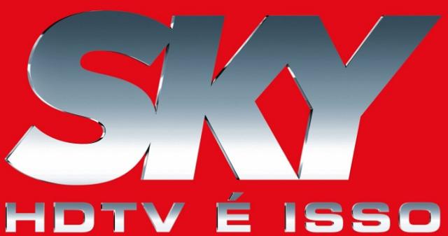 Sky TV Logotipo