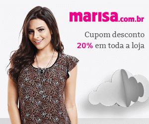 Cupom Marisa 20%OFF