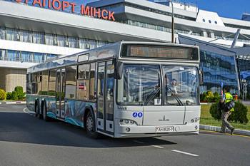 автобус 300э минск