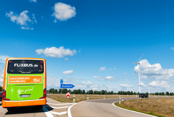 FlixBus — автобусы в Европу