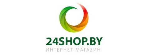 24 шоп бай —логотип
