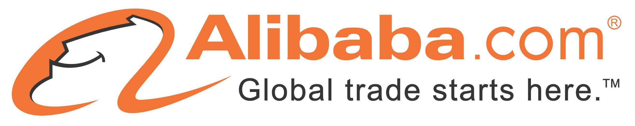 Логотип Алибаба