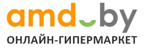 Онлайн-гипермаркет Amd.by — логотип