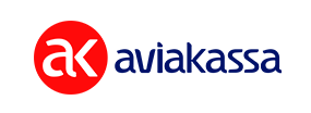 Логотип Aviakassa