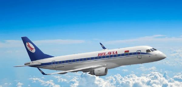 Самолеты Belavia