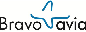 Bravoavia — логотип