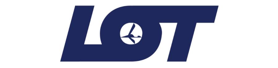 Польские авиалинии LOT — логотип