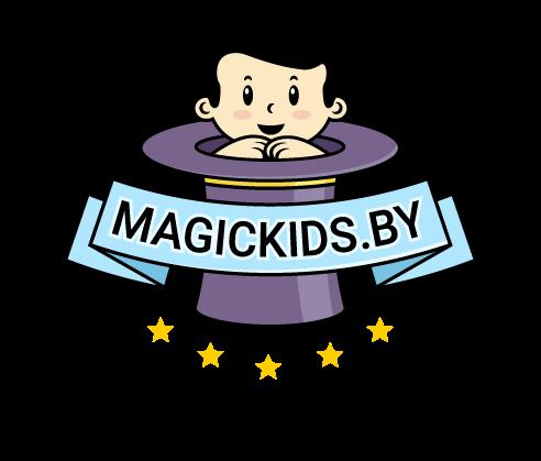 Логотип MagicKids.by