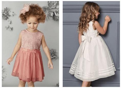 Платья для девочек в Некст
