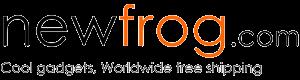 Логотип NewFrog