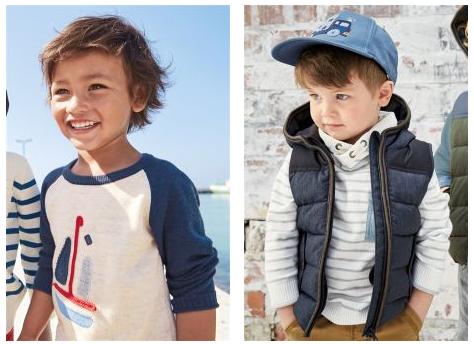 Одежда для мальчиков в Некст