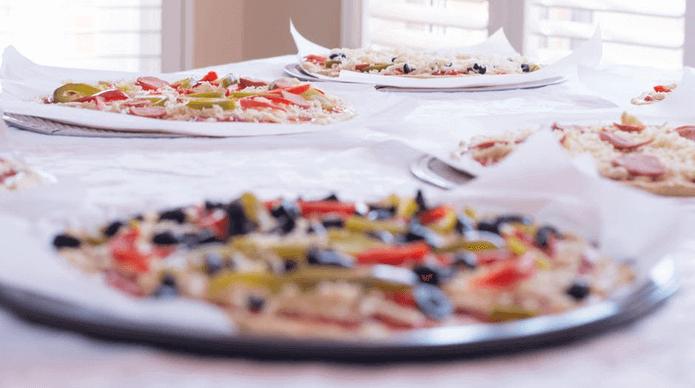 Пиццерия с доставкой