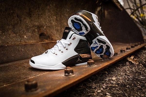 Мужские кроссовки Air Jordan 17 Retro