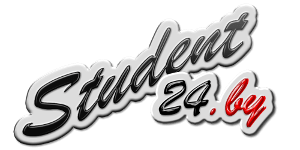 Сайт Student24.by — логотип