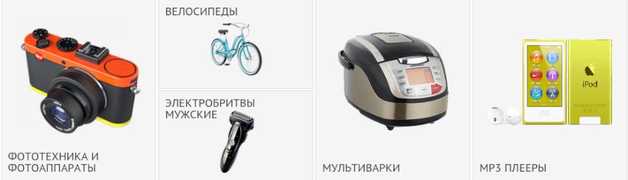 Каталог товаров в Ultra.by