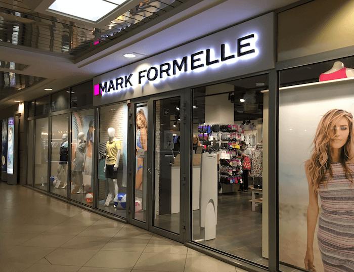Фирменный магазин Марк Формель