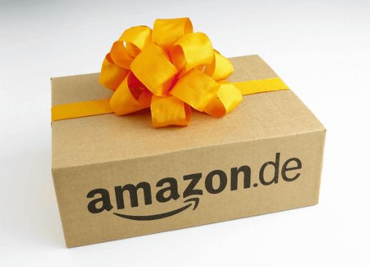 Ein amazon Paket