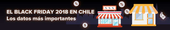 El Black Friday 2018 en Chile. Los datos más importantes.