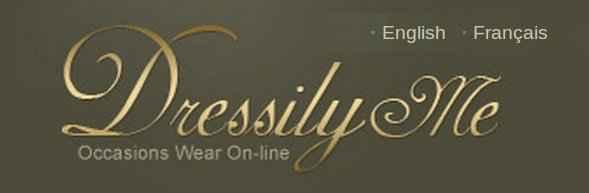 Logo de la tienda DressilyMe