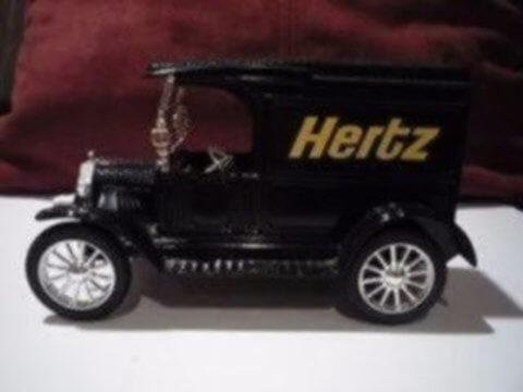 la historia de Hertz