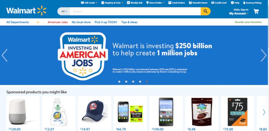 ofertas Walmart