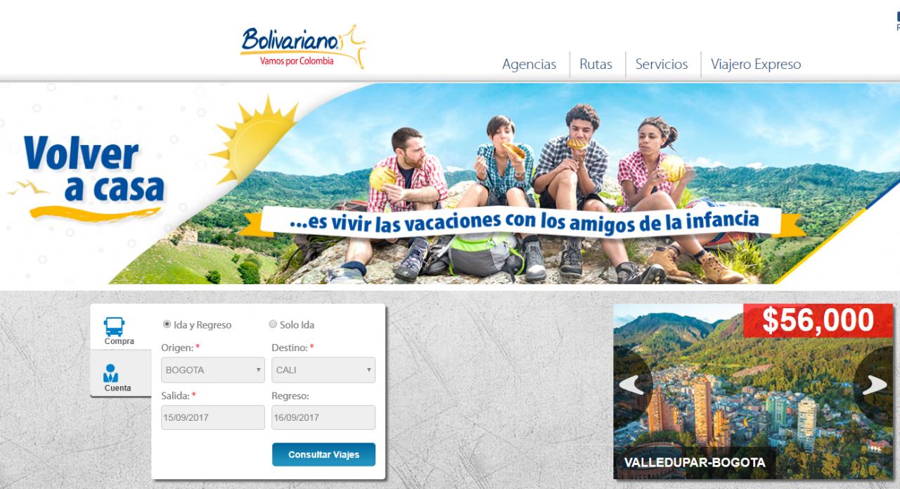 ofertas de bolivariano