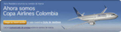 copa airlines Colombia