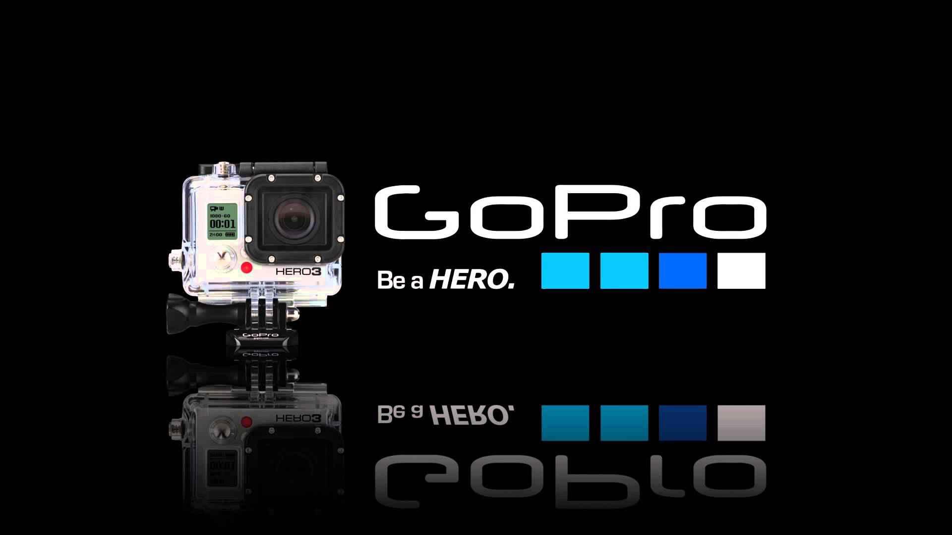 Compra tu cámara Gopro y sé un héroe