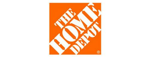 homedepot logo de la tienda