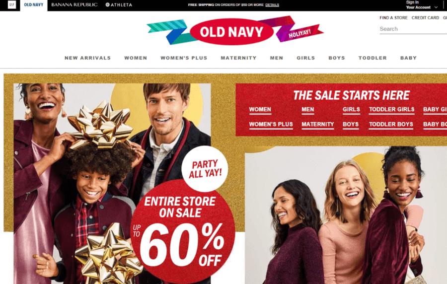 ofertas de old navy