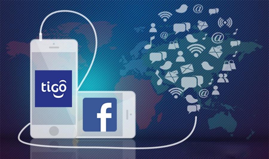 tigo y facebook