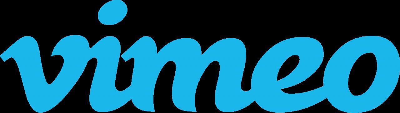 logo de vimeo