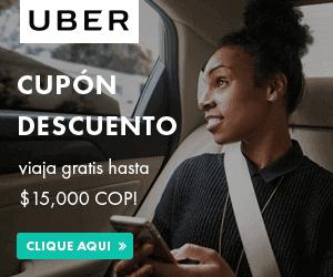 Cupones de Uber para ti