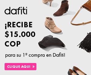 ¿Nunca has comprado en Dafiti?